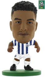Jake Livermore West Bromwich Albion Home (Classic) Soccerstarz