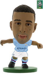 Kyle Walker Manchester City Home (2017/18) Soccerstarz