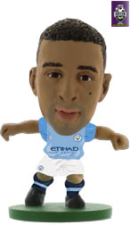 Kyle Walker Manchester City Home (2018/19) Soccerstarz