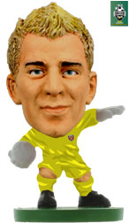 Joe Hart West Ham United Home (Classic) Soccerstarz