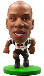 Demba Ba Newcastle United Home (2012/13) Soccerstarz