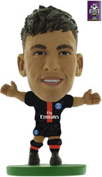 Neymar Jr Paris St Germain Home (2018/19) Soccerstarz