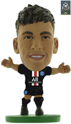 Neymar Jr Paris St Germain Home (2019/20) Soccerstarz