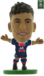 Neymar Jr Paris St Germain Home (2020.21) Soccerstarz
