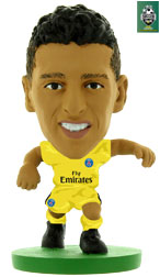 Marquinhos Paris St Germain Away (2017/18) Soccerstarz