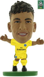 Neymar Jr Paris St Germain Away (2017/18) Soccerstarz