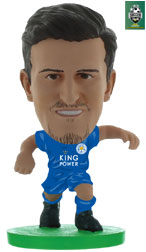 Harry Maguire Leicester City Home (2017/18) Soccerstarz