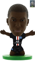 Kylian Mbappe Paris St Germain Home (2019/20) Soccerstarz