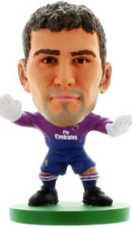 Iker Casillas Real Madrid Home (2013/14) Soccerstarz