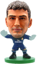 Iker Casillas Real Madrid Home (2014/15) Soccerstarz