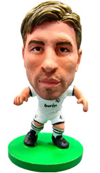 Sergio Ramos Real Madrid Home (2012/13) Soccerstarz