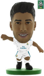 Marco Asensio Real Madrid Home (2017/18) Soccerstarz