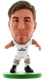 Sergio Ramos Real Madrid Home (2013/14) Soccerstarz