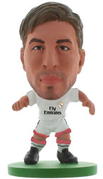 Sergio Ramos Real Madrid Home (2014/15) Soccerstarz