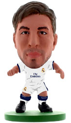 Sergio Ramos Real Madrid Home (2016/17) Soccerstarz