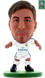Sergio Ramos Real Madrid Home (2017/18) Soccerstarz