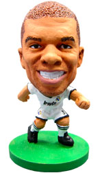 Pepe Real Madrid Home (2012/13) Soccerstarz