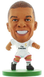 Pepe Real Madrid Home (2014/15) Soccerstarz