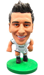 Alvaro Arbeloa Real Madrid Home (2012/13) Soccerstarz