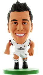 Alvaro Arbeloa Real Madrid Home (2013/14) Soccerstarz