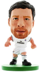Xabi Alonso Real Madrid Home (2013/14) Soccerstarz