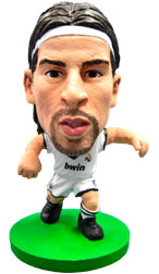 Sami Khedira Real Madrid Home (2012/13) Soccerstarz