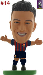 Philippe Coutinho Barcelona Home (2018/19) Soccerstarz