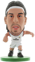 Sami Khedira Real Madrid Home (2013/14) Soccerstarz
