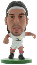 Sami Khedira Real Madrid Home (2014/15) Soccerstarz