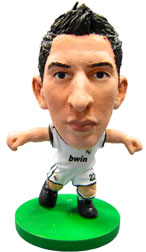 Angel Di Maria Real Madrid Home (2012/13) Soccerstarz