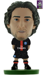 Adrien Rabiot Paris St Germain Home (2018/19) Soccerstarz