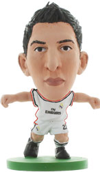 Angel Di Maria Real Madrid Home (2013/14) Soccerstarz