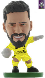 Alisson Liverpool Home (2018/19) Soccerstarz