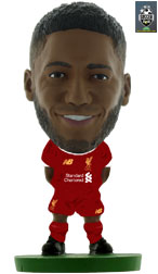 Joe Gomez Liverpool Home (2019/20) Soccerstarz