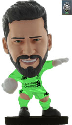 Alisson Liverpool Away (2020) Soccerstarz