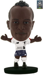 Sadio Mane Liverpool Away (2020) Soccerstarz