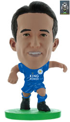 Ben Chilwell Leicester City Home (Classic) Soccerstarz