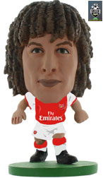 David Luiz Arsenal Home (Classic) Soccerstarz