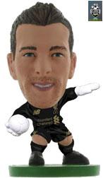 Soccerstarz Xherdan Shaqiri Liverpool Home Kit 2020 Figure