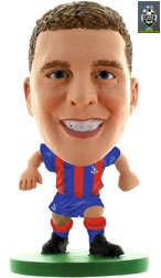 James McCarthy Crystal Palace Home (Classic) Soccerstarz