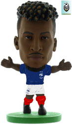 Kingsley Coman France Home Soccerstarz