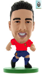 Daniel Carvajal Spain Home Soccerstarz