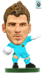 David De Gea Spain Home Soccerstarz