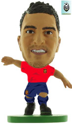 Koke Spain Home Soccerstarz