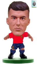Rodri Spain Home Soccerstarz