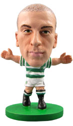 Scott Brown Celtic Home (2012/13) Soccerstarz
