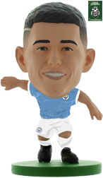 Phil Foden Manchester City Home (Classic) Soccerstarz