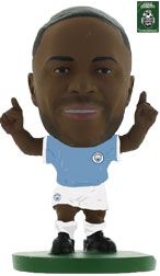 Raheem Sterling Manchester City Home (Classic) Soccerstarz