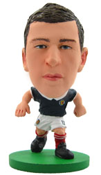 James McArthur Scotland Home (2013/14) Soccerstarz