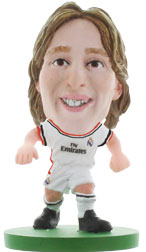 Luka Modric Real Madrid Home (2013/14) Soccerstarz